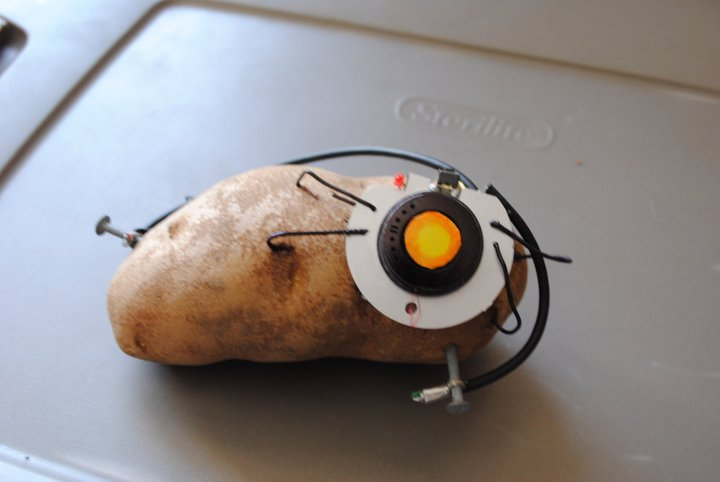 portal 2 glados as a potato. Portal 2 spoiler below