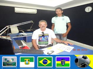 SGA FC de Senador Georgino Avelino vai participar da Copa Agreste de Futebol