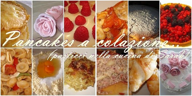 Pancakes a colazione...