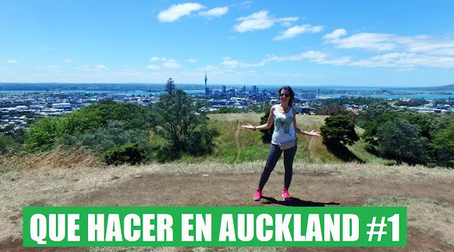 Qué visitar en Auckland