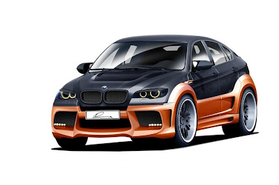BMW X6 Seen On www.coolpicturegallery.us