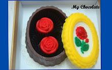 Coklat Box Oval XS
