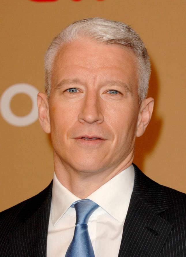 Anderson Cooper planejou por meses o anúncio de que é gay, diz site (Foto: Getty Images)