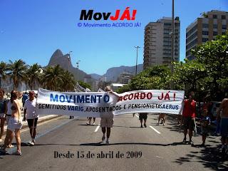 Movimento ACORDO JÁ!
