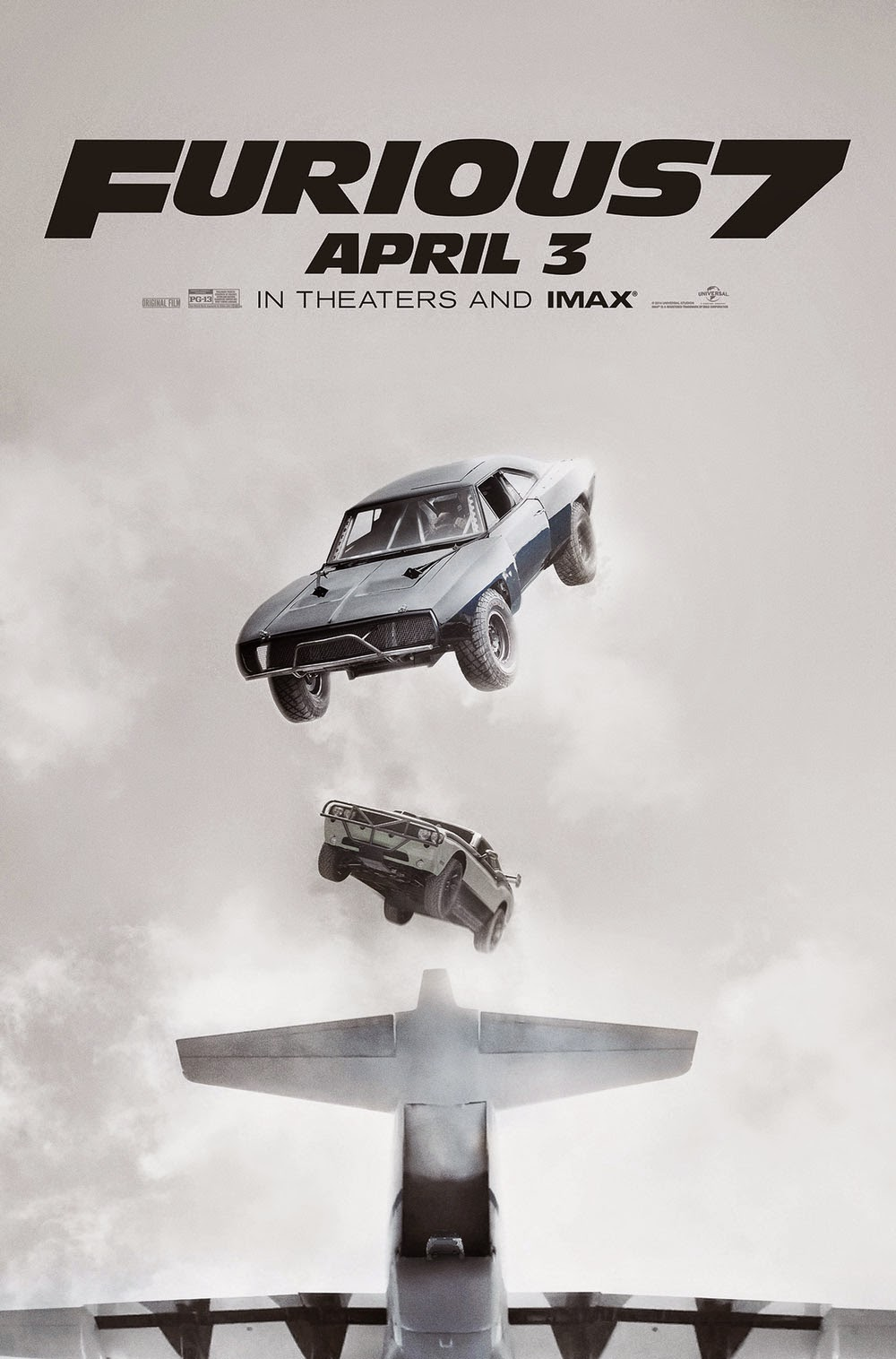 The Fast And Furious Series Is All About Cars Vin Diesel Usually Those Need To Be On A Road But By Looks Of Last Trailer For 7