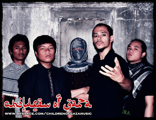 Children Of Gaza Wallpaper Photo Band Folk Metal Jakarta