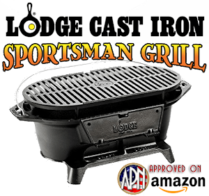 Lodge Sportsman Grill