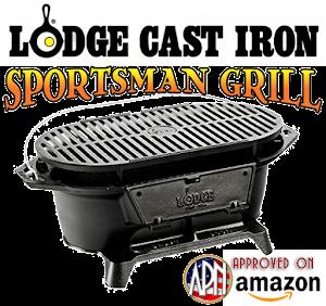 Lodge Sportsman Grill