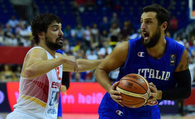 Italia 105 - Spagna 98 | Eurobasket 2015