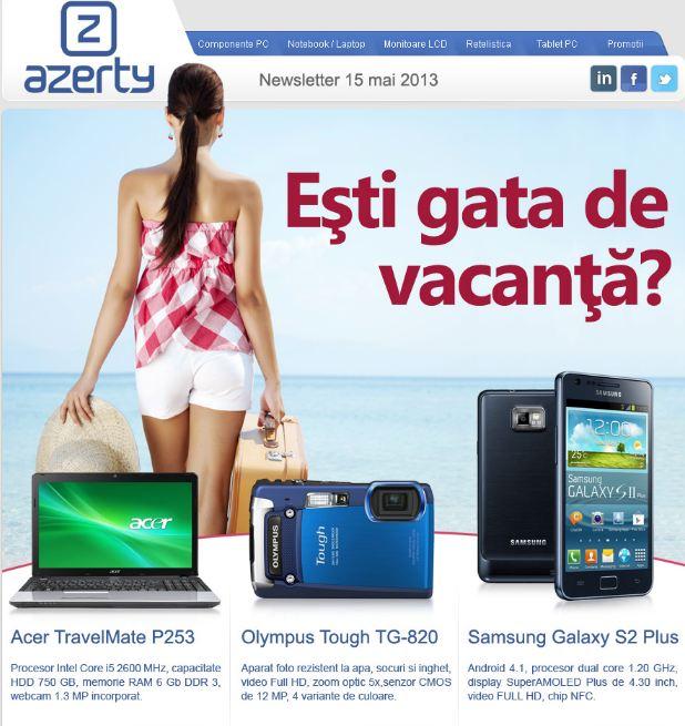 Vedeti aici oferta Azerty