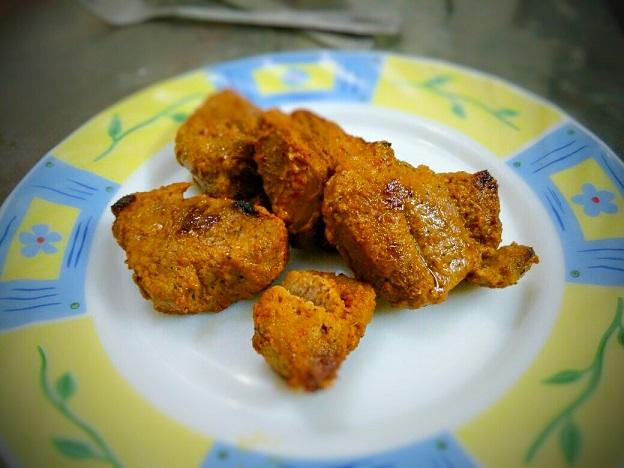 Pathar Ke Kebab