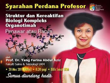 Syarahan Perdana Profesor