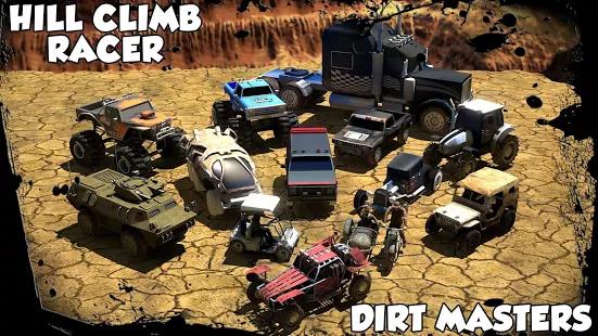 Hill Climb Racer Dirt Masters Apk Mod Data