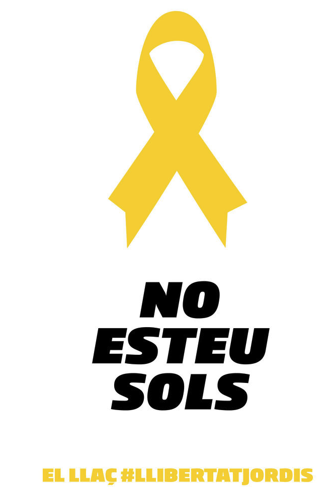 SOLIDARITAT AMB CATALUNYA