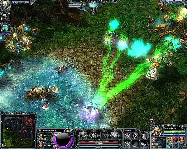 Download Free MOBA Games - Heroes of Newerth