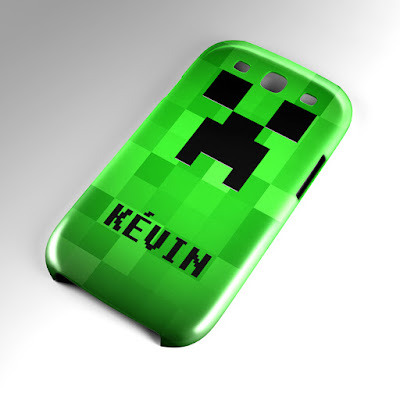 Minecraft - Creeper Coque de smartphone