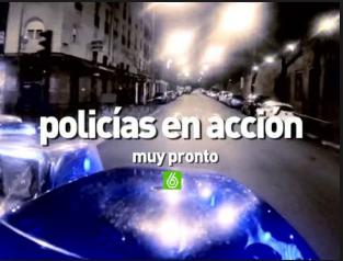 """"""" POLICÍAS EN ACCIÓN """""""