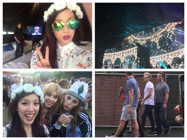 What Bloggers REALLY Do At Wireless Festival 2015