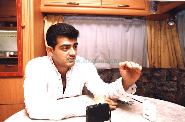 Ajith Kumar's Exclusive Unseen Pictures 5