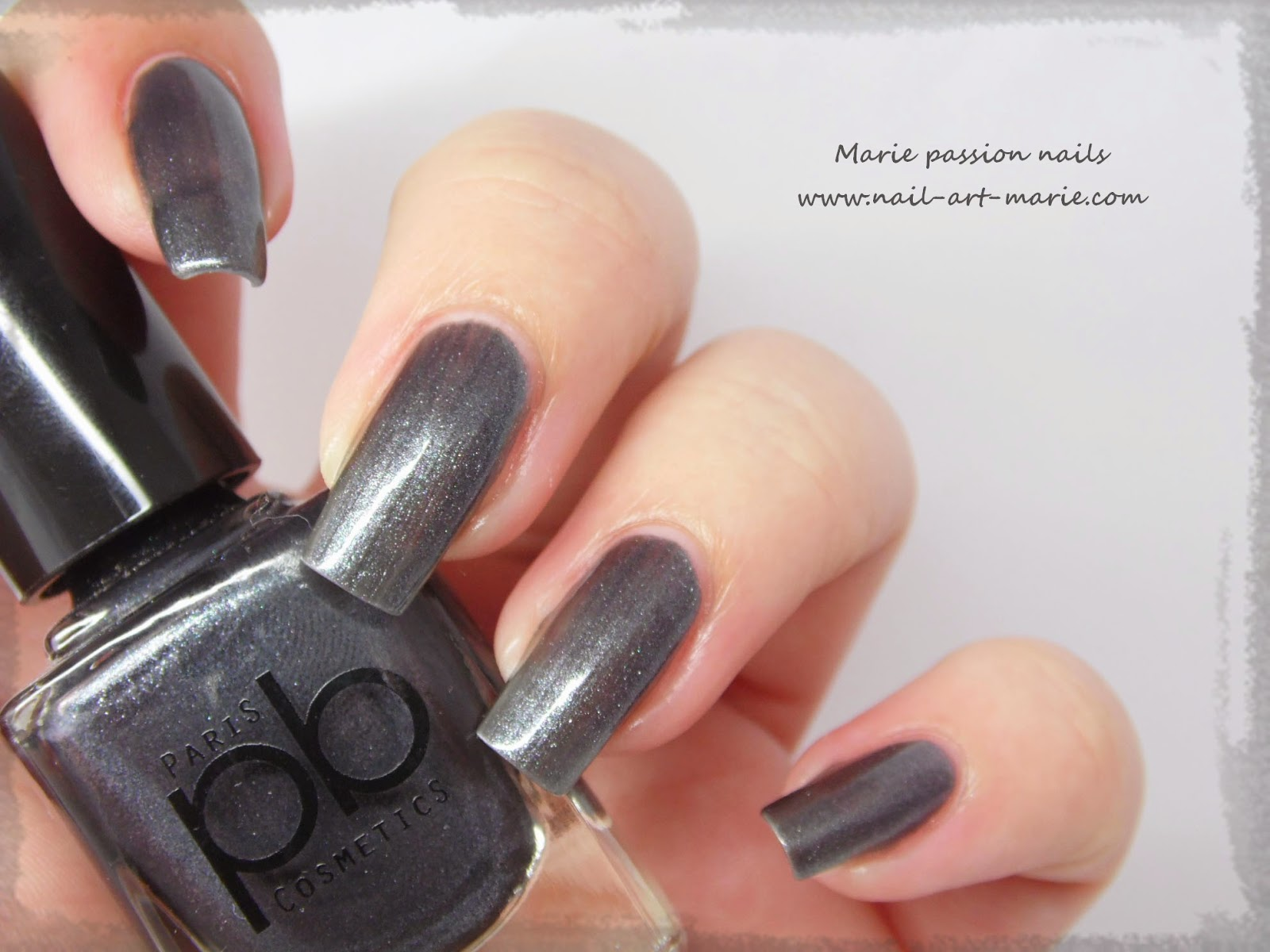 PB Cosmetics Anthracite Moiré5