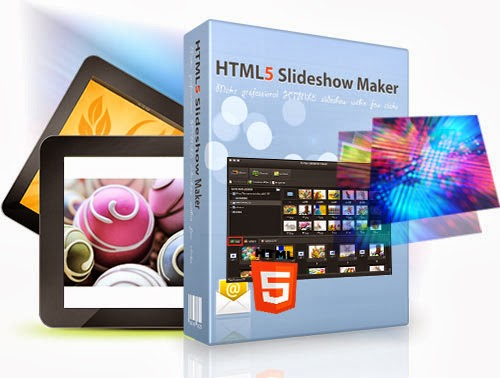 AnvSoft HTML5 Slideshow Maker v1.9.4 Full İndir