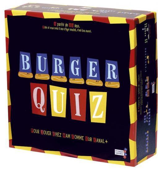 La Parenthèse OFF: Burger Quizz