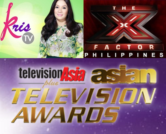 Kris Aquino and The X Factor Philippines Nominated in Asian Television Awards 2013