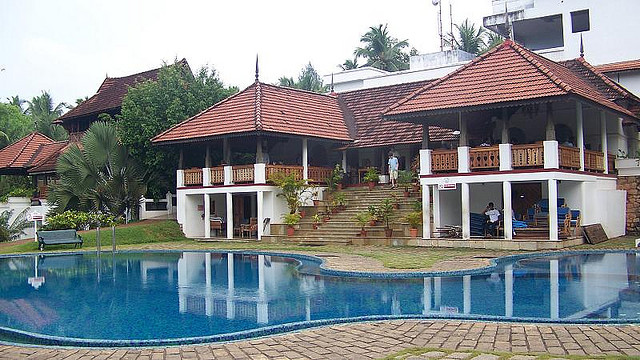 view swimming pool : corporate deal for  tourist group