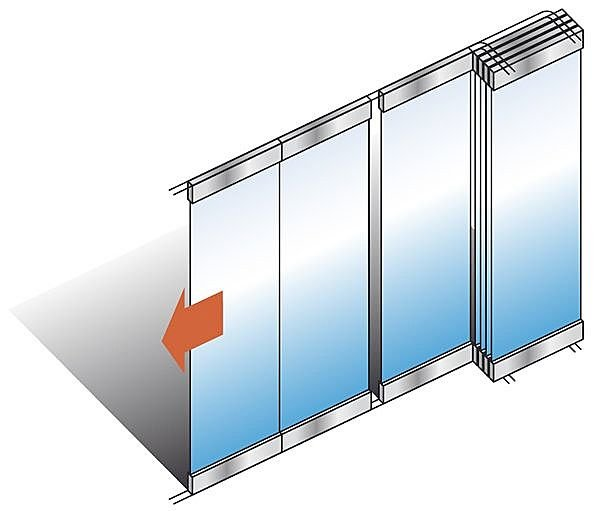 Mackenzie jackson architectual design 5 for Movable partition wall systems
