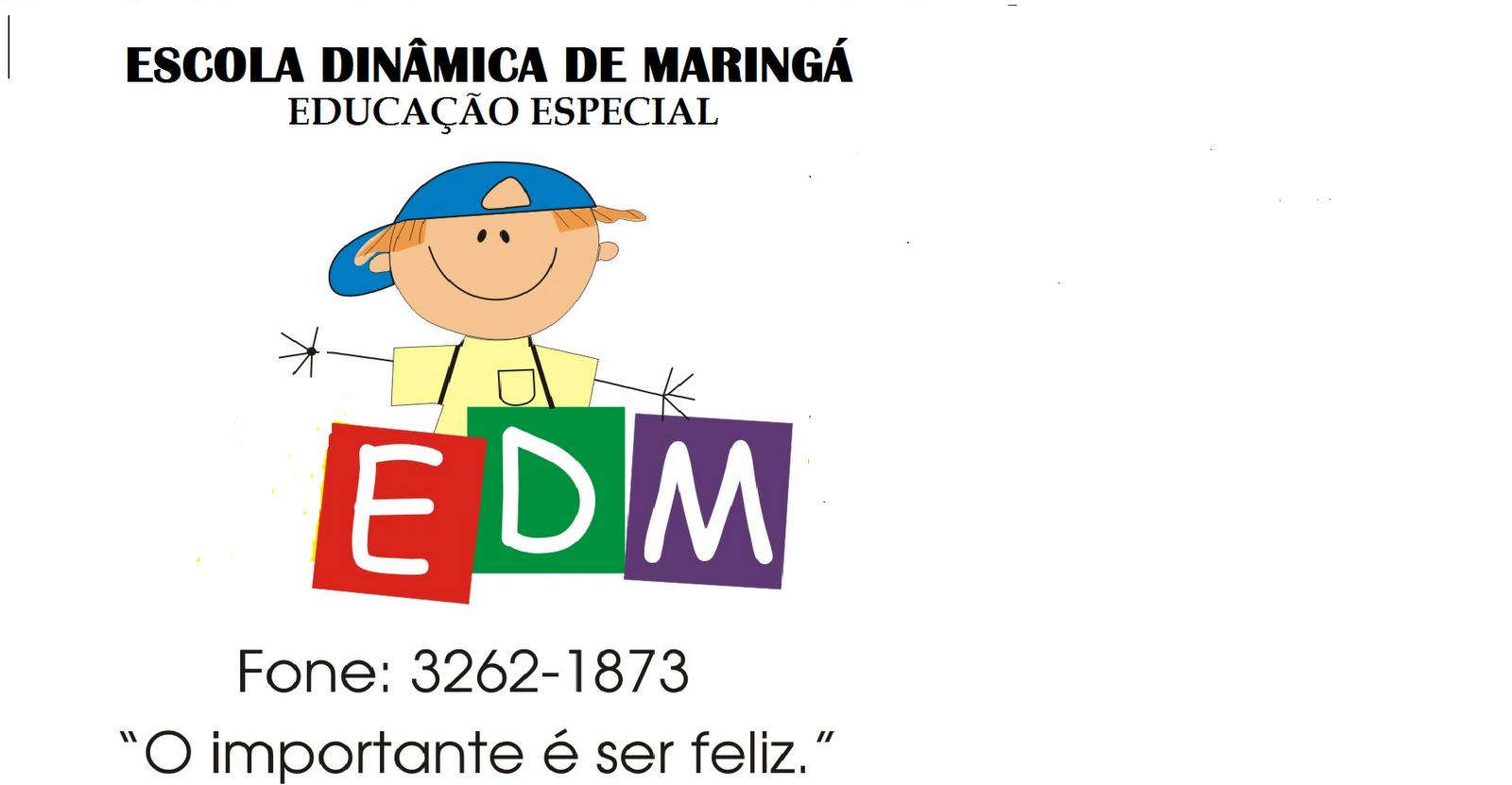 ESCOLA DINÂMICA DE MARINGÁ- 15 ANOS