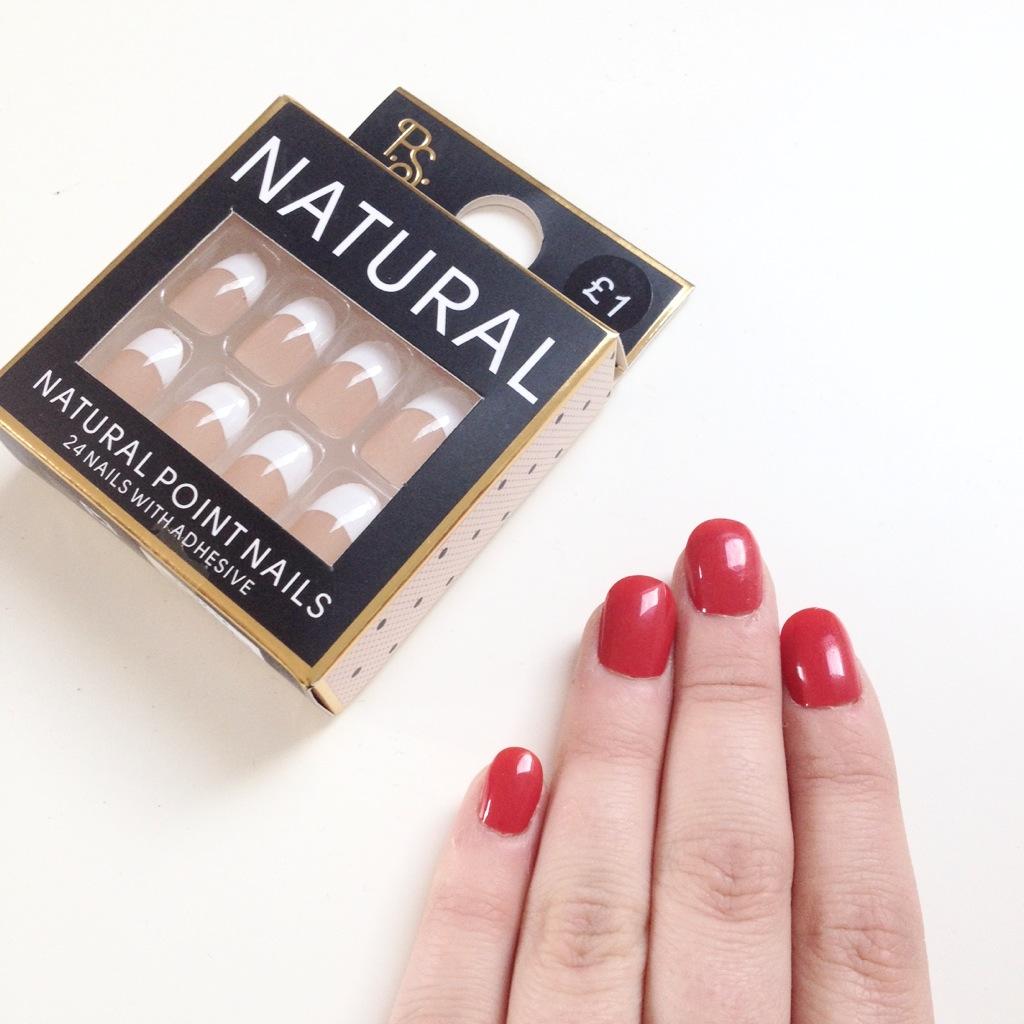 onthehighstreet: SHOPPING on the highstreet: Primark false nails