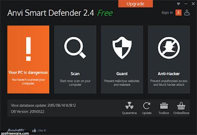 Anvi Smart Defender Free