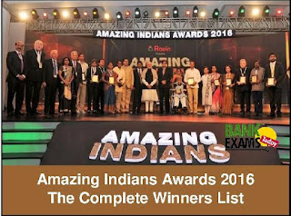 Amazing Indians Awards