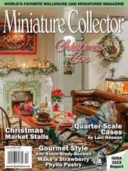December 2013 Miniature Collector