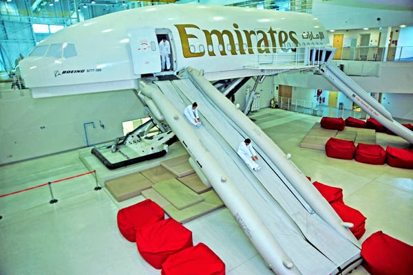 Cabin Crew Training An Inside Look At The Emirates