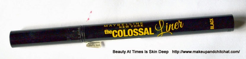 Maybelline Colossal Liner in Black