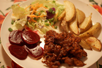 A collection of Slimming World recipes.: Diet coke pork