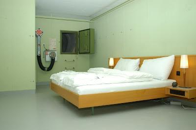Null Stern Hotel Interior
