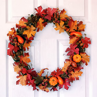 Halloween Decoration, Wreaths, part 3