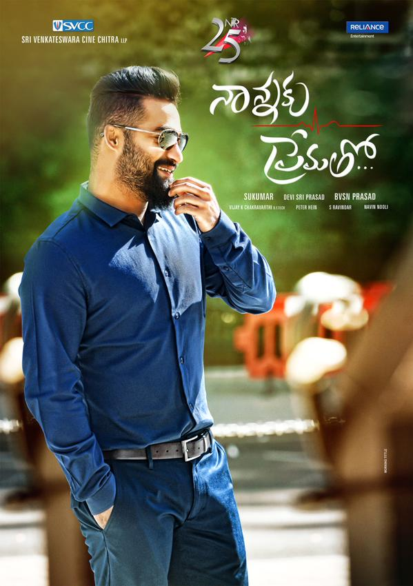 Nannaku Prematho First look