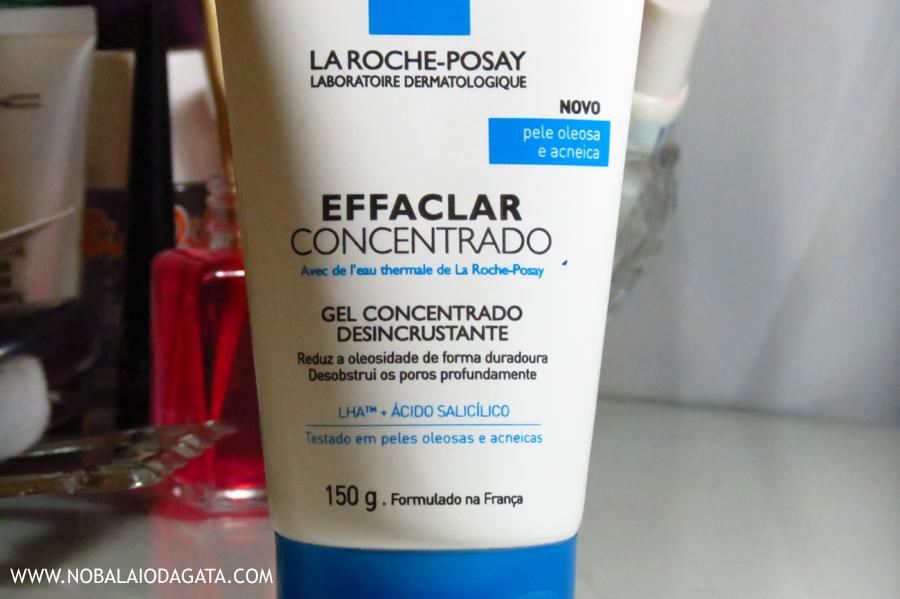 Effaclar Concentrado, da La Roche - Posay | Blog No Balaio da Gata