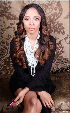 toke makinwa photoshoot