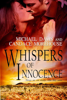 Whispers of Innocence romantic suspense eBook now available!