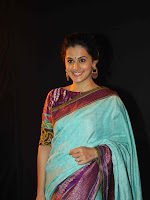 Taapsee Ramp Walk Stills at LFW 2015 Show-cover-photo