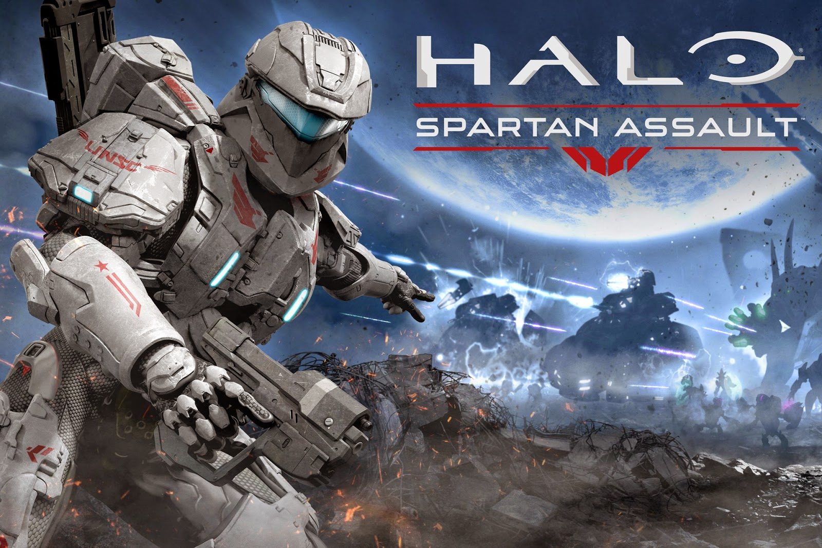 halo spartan assault game wallpapers - Halo Spartan Assault Game Wallpapers HD Wallpapers