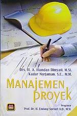 toko buku rahma: buku MANAJEMEN PROYEK, pengarang hamdan dintati, penerbit pustaka setia