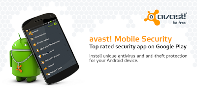 Avast Mobile Protection - Android Security Apk Apps 2013