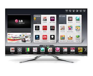 LG 47LM860V Smart TV