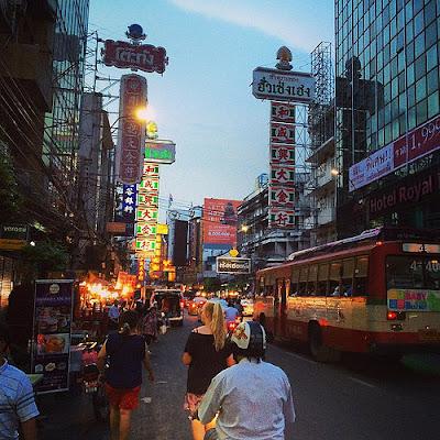 Bangkok Chiantown - Bangkok Chinatown News