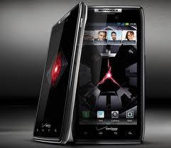 El Motorola Razr un smartphone elegante